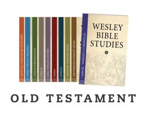 Wesley Bible Studies Old Testament Set of 10 Books