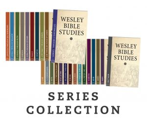 Wesley Bible Studies Complete Set of 25 Books