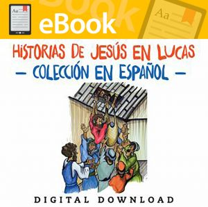 Coleccion digital en espanol de la Historia de Jesus en Lucas (Speed Sketch Bible Stories)