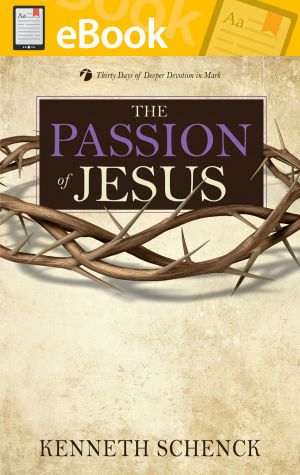 The Passion of Jesus **E-BOOK**