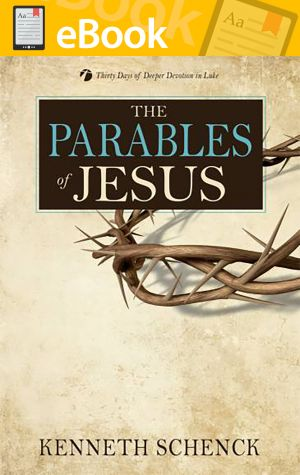 The Parables of Jesus **E-BOOK**