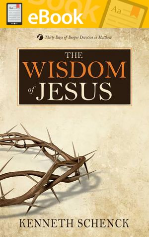 The Wisdom of Jesus **E-BOOK**