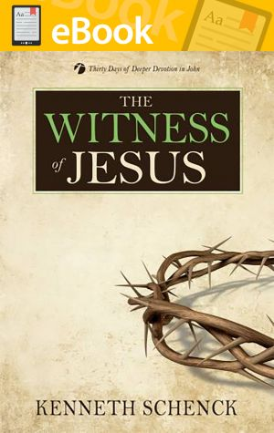 The Witness of Jesus **E-BOOK**