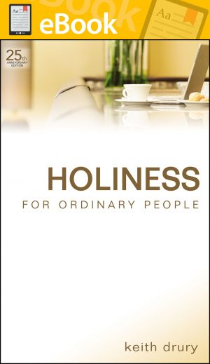 Holiness for Ordinary People - 25th Anniversary Edition **E-BOOK**