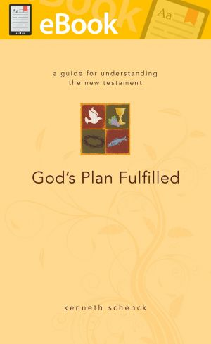 God's Plan Fulfilled: A Guide for Understanding the New Testament **E-BOOK**