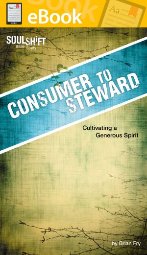 Consumer to Steward: Cultivating a Generous Spirit **E-BOOK** (SoulShift Bible Study)