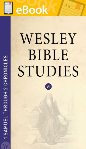 Wesley Bible Studies: 1 Samuel through 2 Chronicles **E-BOOK**
