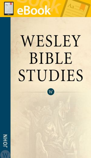 Wesley Bible Studies: John **E-BOOK**