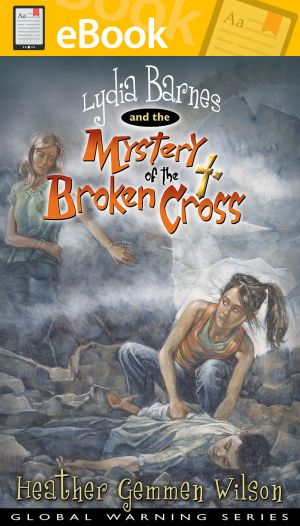 Lydia Barnes & The Mystery of the Broken Cross **E-BOOK**