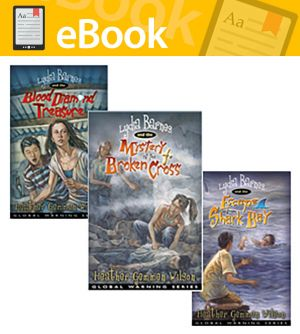 Lydia Barnes Series - Set of 3 Books  **E-BOOK**