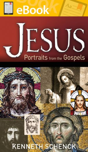 Jesus Portraits from the Gospels **E-BOOK**