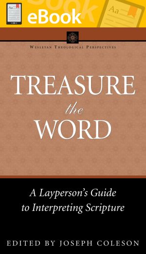 Treasure the Word: A Layperson's Guide to Interpreting Scripture **E-BOOK**