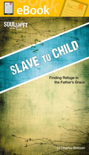 Slave to Child: Finding Refuge in the Father's Grace **E-BOOK** (SoulShift Bible Study)