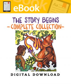 The Story Begins Complete Collection - English & Spanish (Speed Sketch Bible Stories)