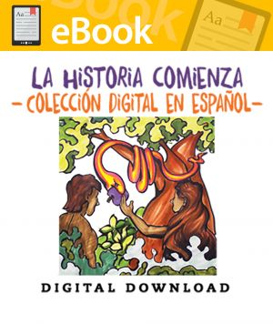Coleccion digital en espaiol de la historia comienza (Speed Sketch Bible Stories)