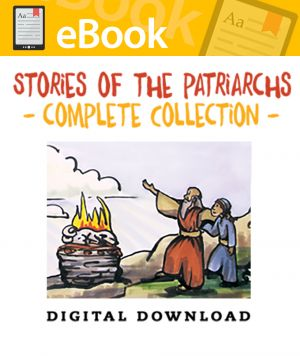 Stories of the Patriarchs Complete Collection - English & Spanish (Speed Sketch Bible Stories)