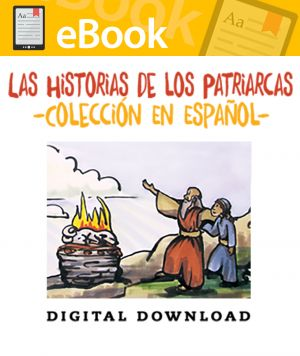 Coleccion digital en espanol de las historias de los Patriarcas (Speed Sketch Bible Stories)