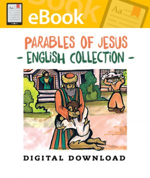 Parables of Jesus Collection - English Digital Download (Speed Sketch Bible Stories)