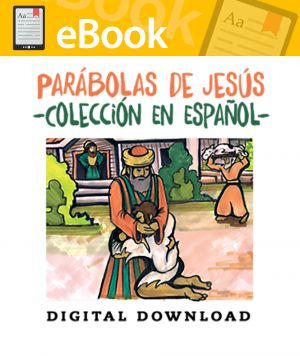 Parabolas de Jesus - Coleccola Descarga Digital (Speed Sketch Bible Stories)