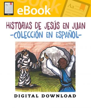 Coleccion digital en espanol de la Historia de Jesus en Juan (Speed Sketch Bible Stories)