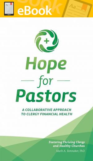 Hope for Pastors: A Collaborative Approach to Clergy Financial Health **E-BOOK**