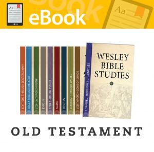 Wesley Bible Studies Old Testament Set of 10 Volumes **E-BOOK**