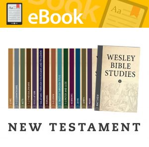 Wesley Bible Studies New Testament Set of 15 Books **E-BOOK**