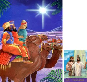 Bible Story Cards SuperCards - New Testament