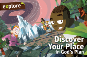 Discover Your Place in God's Plan - 5 PACK (Explore Student Book 2)