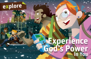 Experience God's Power in You - 5 PACK (Explore Student Book 3)