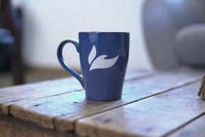 Wesleyan Dove Mug