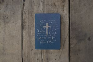 Wesleyan Church Mini Notebook / Journal