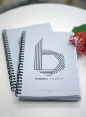Banding Together: A Practical Guide for Disciple Makers Journal