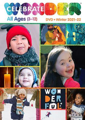 Celebrate Wonder: All Ages DVD - WINTER