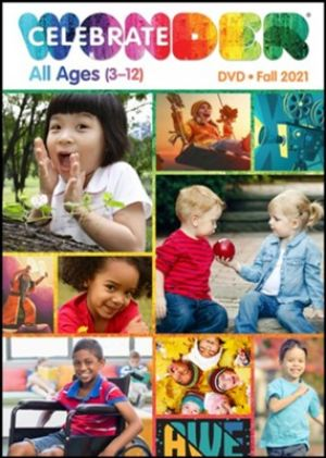 Celebrate Wonder: All Ages DVD - FALL