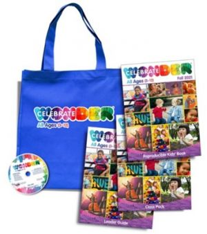 Celebrate Wonder: All Ages Kit (Includes One Room Sunday School) - FALL