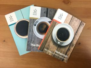 Coffee With the Pastor Series Combo (3 Books)