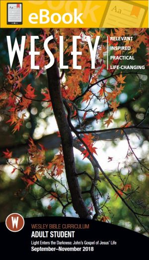 Wesley Adult Bible Student  (FALL) **E-BOOK**