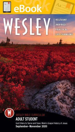 Wesley Bible Student - DIGITAL DOWNLOAD (Fall)