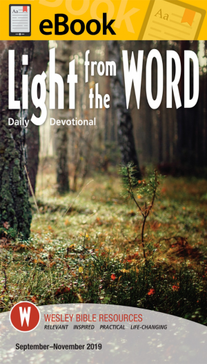 Light from the Word - DIGITAL DOWNLOAD (Fall)