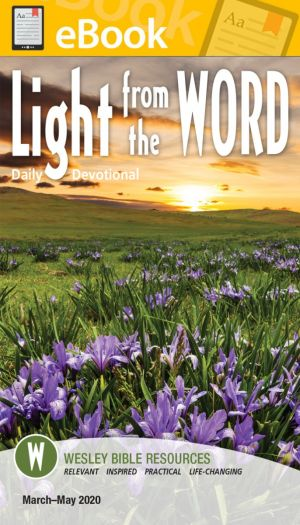 Light From the Word Daily Devotional  (SPRING) **E-BOOK**