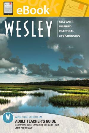 Wesley Bible Teacher (Summer) **E-Book**
