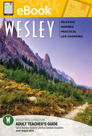 Wesley Bible Teacher (Summer) **E-Book**