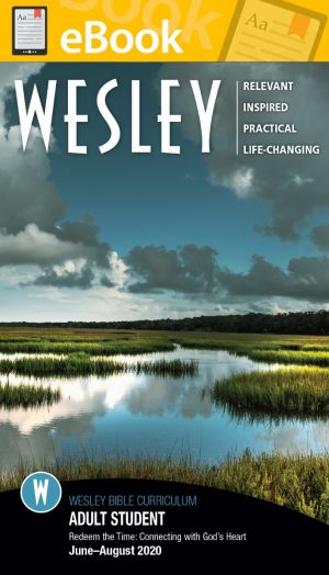 Wesley Adult Bible Student (Summer) **E-Book**