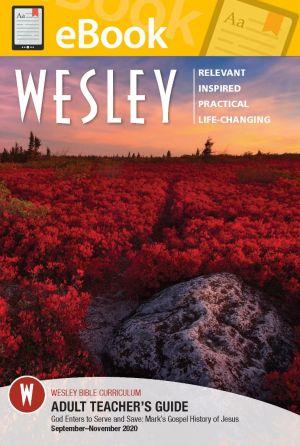 Wesley Bible Teacher - DIGITAL DOWNLOAD (Fall)
