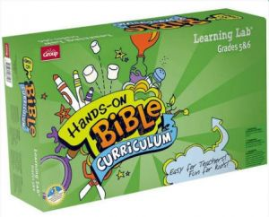 Hands-On Bible Curriculum Grades 5 & 6 Learning Lab (Spring)