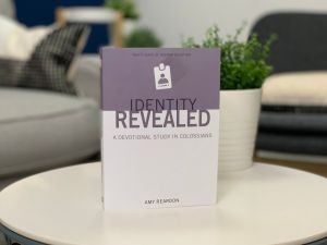 Identity Revealed: A Devotional Study in Colossians