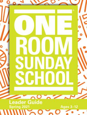 One Room Sunday School Extra Leader's Guide (SPRING)