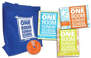 One Room Sunday School Kit (SPRING)