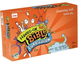 Hands-On Bible Curriculum Grades 3 & 4 Learning Lab (Spring)